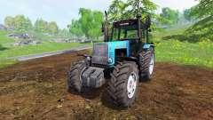 MTZ-1221 Biélorussie SAREx