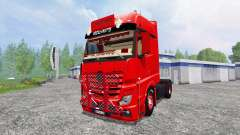 Mercedes-Benz Actros MP4