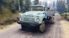 GAZ-52 4x4 v2.0 für Spin Tires