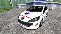 Peugeot 308 Ambulance