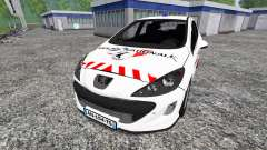 Peugeot 308 [police nationale]