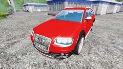 Audi A6 (C6) Allroad
