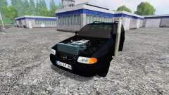 Opel Astra F Caravan [dragster]