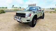 Ford F-150 SVT Raptor v1.4 pour American Truck Simulator