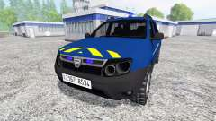 Dacia Duster [gendarmerie]