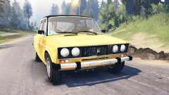 VAZ-2106 pour Spin Tires