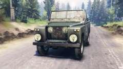 Land Rover Series I für Spin Tires