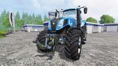 New Holland T8.320 [real engine]