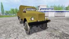 Le GAZ-63