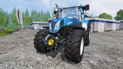 New Holland T7.210 v1.0.1