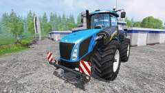 New Holland T9.560 [real engine]