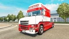Scania T Longline Rene Bosch für Euro Truck Simulator 2