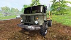 GAZ-66 [Holz]