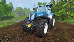 New Holland T7.200 v1.0.2