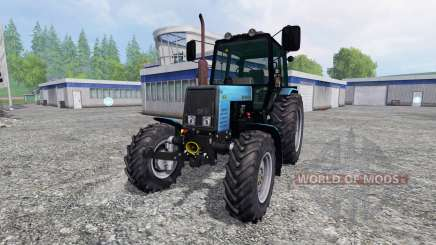 MTZ-1025 [collection] v2.0 pour Farming Simulator 2015