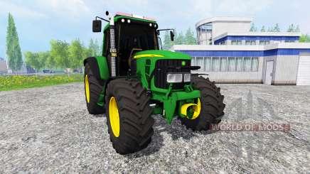 John Deere 6620 v3.0 für Farming Simulator 2015