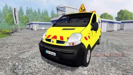 Renault Trafic [Pieter vd Linde] pour Farming Simulator 2015