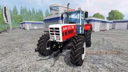 Steyr 8130A Turbo SK2 pour Farming Simulator 2015