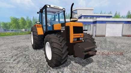 Renault 155.54 v2.0 für Farming Simulator 2015