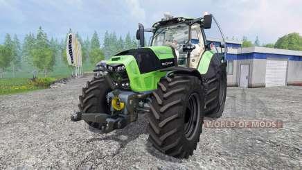 Deutz-Fahr Agrotron 7250 TTV v5.0 für Farming Simulator 2015
