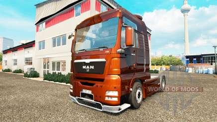 MAN TGX v1.01 für Euro Truck Simulator 2