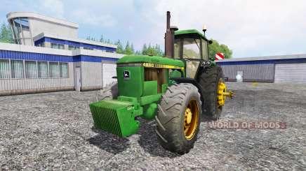 John Deere 4650 v2.0 für Farming Simulator 2015