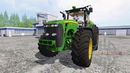 John Deere 8130 pour Farming Simulator 2015