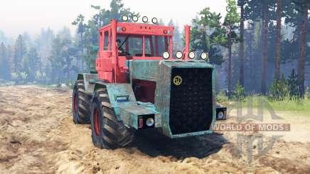 K-710 Kirovets für Spin Tires