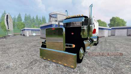 Peterbilt 379 [feed truck] pour Farming Simulator 2015