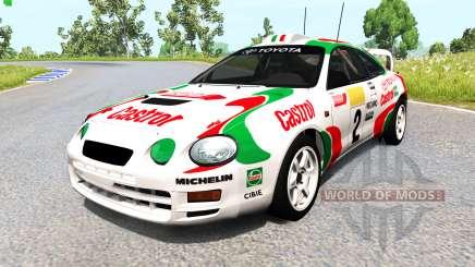 Toyota Celica GT-Four (ST205) 1995 WRC für BeamNG Drive