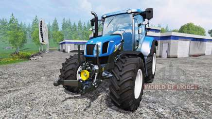New Holland T6.160 [real engine] für Farming Simulator 2015