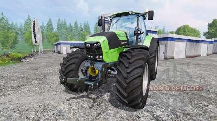 Deutz-Fahr Agrotron 7250 TTV [real engine] für Farming Simulator 2015