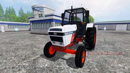 David Brown 1490 2WD FL für Farming Simulator 2015