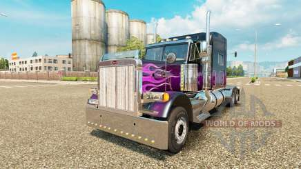 Peterbilt 379 [purple] für Euro Truck Simulator 2