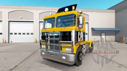 Kenworth K100 v3.0 für American Truck Simulator