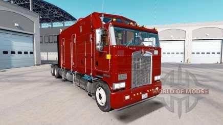 Kenworth K100 Long v2.0 für American Truck Simulator