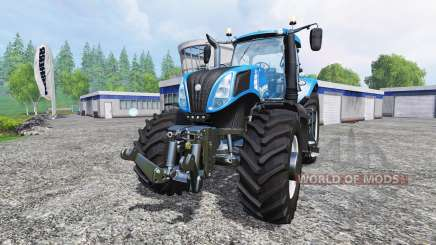 New Holland T8.320 [real engine] für Farming Simulator 2015