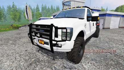 Ford F-350 [diesel] pour Farming Simulator 2015