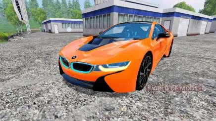 BMW i8 eDrive v1.7 pour Farming Simulator 2015