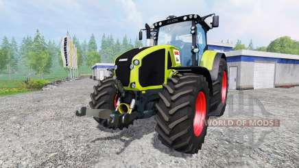 CLAAS Axion 950 Pro pour Farming Simulator 2015