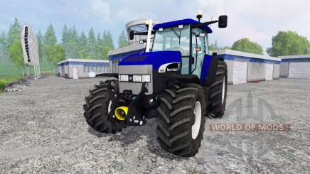 New Holland TM 190 [blue power] für Farming Simulator 2015