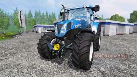 New Holland T7.210 v1.0.1 pour Farming Simulator 2015
