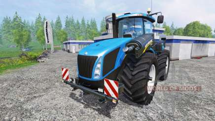 New Holland T9.560 [real engine] pour Farming Simulator 2015