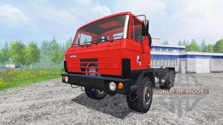 Tatra 815 [agro] pour Farming Simulator 2015