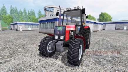 MTZ-952 pour Farming Simulator 2015