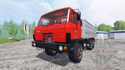 Tatra 815 pour Farming Simulator 2015