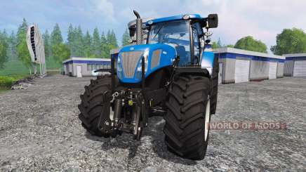 New Holland T7.310 BluePower für Farming Simulator 2015