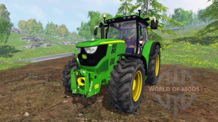 John Deere 6150R FL für Farming Simulator 2015