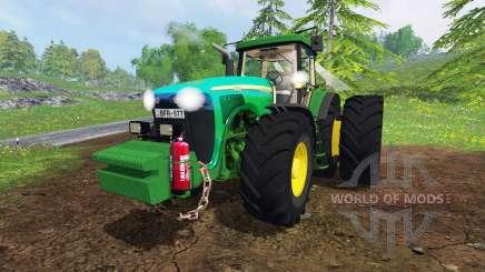 John Deere 8420 pour Farming Simulator 2015