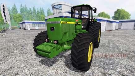 John Deere 4755 v2.1 pour Farming Simulator 2015